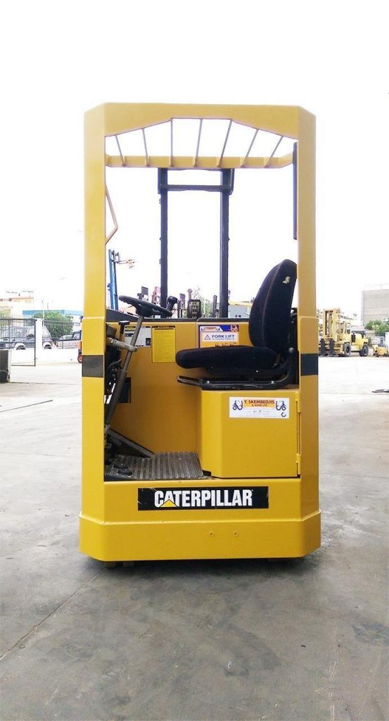 CATERPILLAR NS1500 ORDER PICKER 1 5T – 5WL00049 - Forklifts