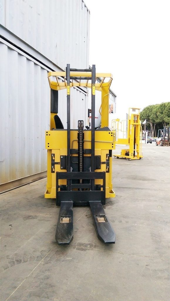 CATERPILLAR NS1500 ORDER PICKER 1 5T – 5WL00039 - Forklifts