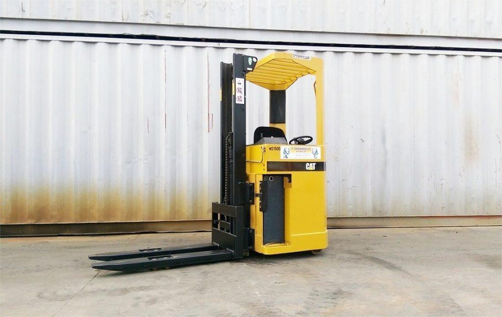 CATERPILLAR NS1500 ORDER PICKER 1 5T – 5WL00049 - Forklifts