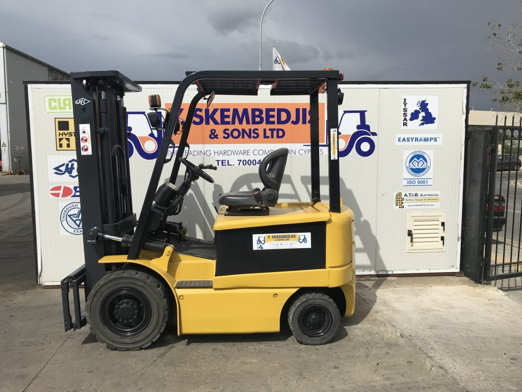 HC-CPD20HA-forklift-cyprus-3010452-side - Forklifts in