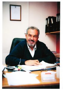 Founder Mr. Yiannakis Skembedjis