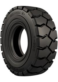 Solid Forklift Tires