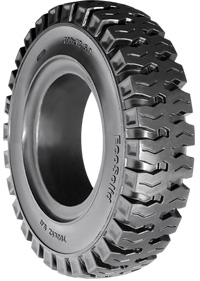 High Performance Solid Tyres