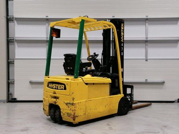 Forklift-handling
