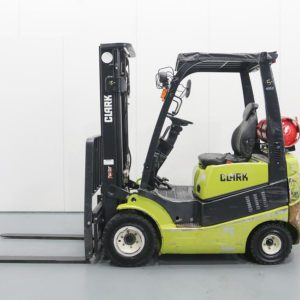 Forklift - handling